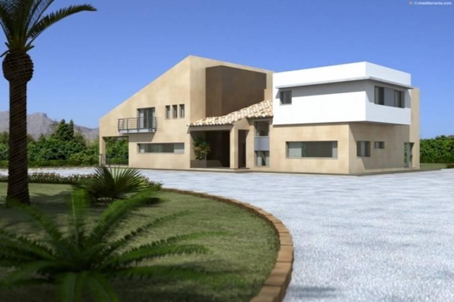 La Xara,Alicante,España,4 Bedrooms Bedrooms,4 BathroomsBathrooms,Chalets,40394