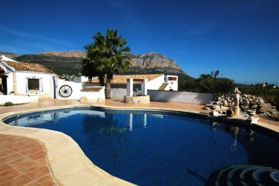 La Xara,Alicante,España,3 Bedrooms Bedrooms,2 BathroomsBathrooms,Casas,40395