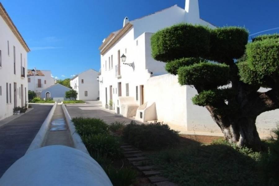 La Xara,Alicante,España,4 Bedrooms Bedrooms,3 BathroomsBathrooms,Adosada,40400