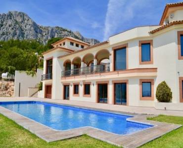 Guadalest,Alicante,España,8 Bedrooms Bedrooms,9 BathroomsBathrooms,Casas,40402