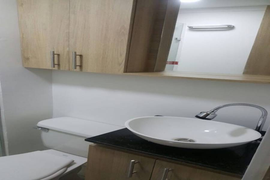 Medellin,Antioquia,Colombia,2 Bedrooms Bedrooms,1 BañoBathrooms,Apartamentos,bosque verde,7,40563