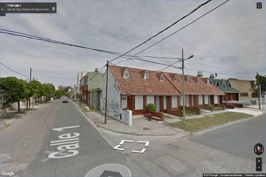 Mar del Tuyu,Buenos Aires,Argentina,1 Dormitorio Bedrooms,1 BañoBathrooms,Duplex-Triplex,1,40655
