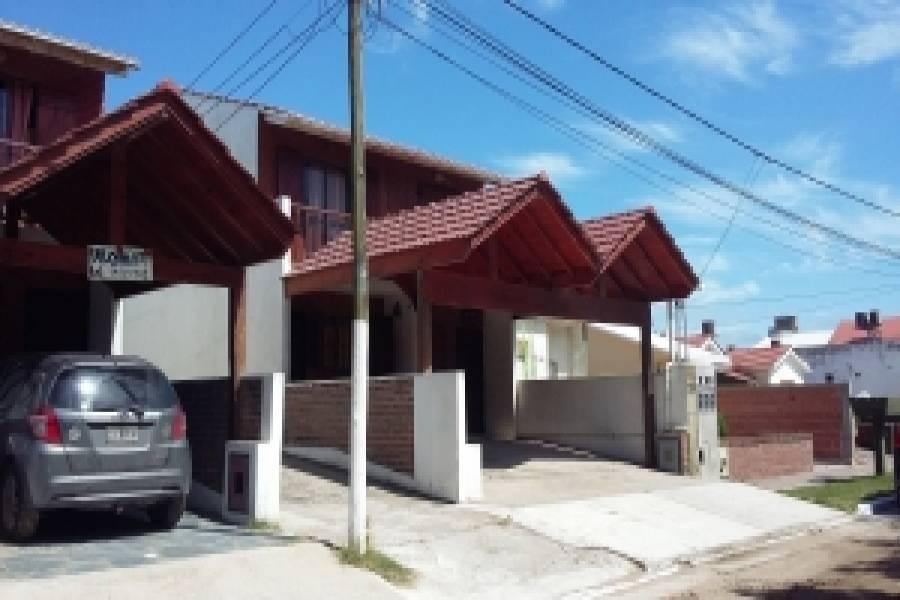 Las Toninas,Buenos Aires,Argentina,2 Bedrooms Bedrooms,1 BañoBathrooms,Duplex-Triplex,COSTANERA,40658
