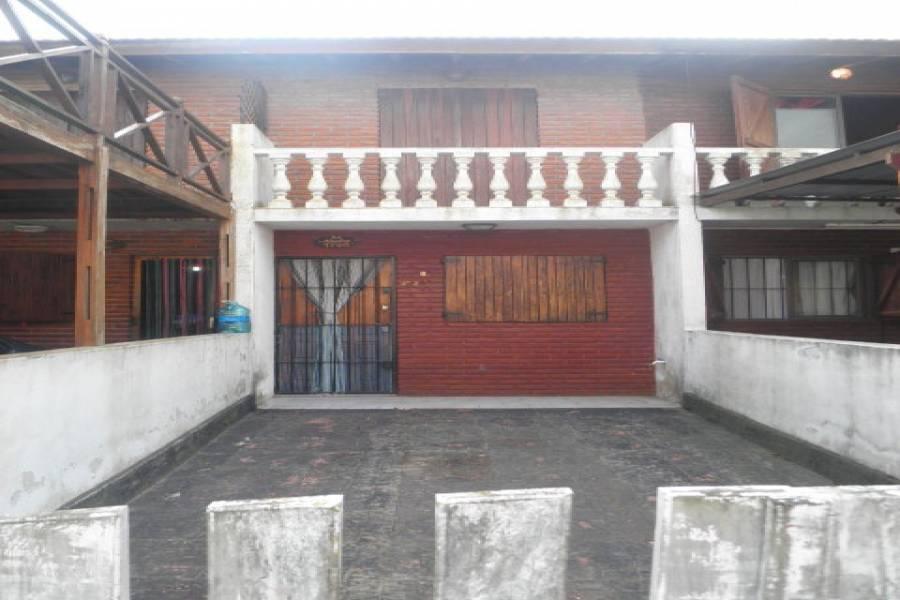 Las Toninas,Buenos Aires,Argentina,2 Bedrooms Bedrooms,1 BañoBathrooms,Duplex-Triplex,AV 7,40660