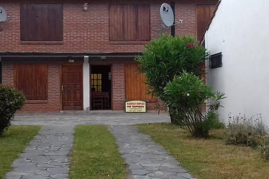 Las Toninas,Buenos Aires,Argentina,2 Bedrooms Bedrooms,2 BathroomsBathrooms,Duplex-Triplex,32,40671