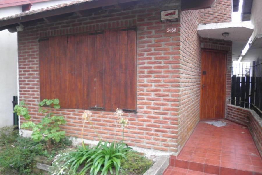 Las Toninas,Buenos Aires,Argentina,1 Dormitorio Bedrooms,1 BañoBathrooms,Duplex-Triplex,COSTA CHICA ,CALLE 9,40672