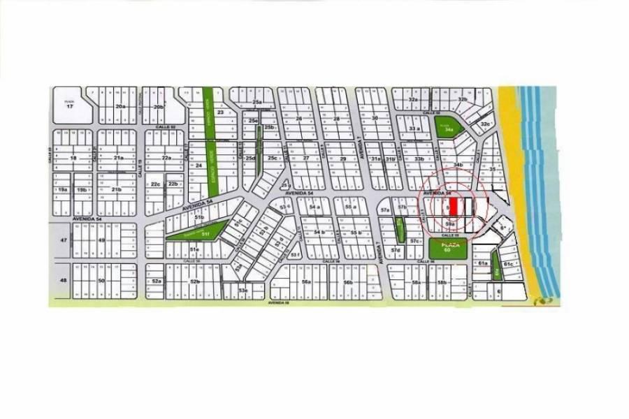 Santa Teresita, Buenos Aires, Argentina, ,Lotes-Terrenos,Venta,COSTA CHICA - CALLE 54,40878