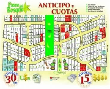 Santa Teresita, Buenos Aires, Argentina, ,Lotes-Terrenos,Venta,LOS SAUCES,40881