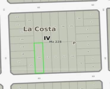 Mar del Tuyu, Buenos Aires, Argentina, ,Lotes-Terrenos,Venta,63,40890