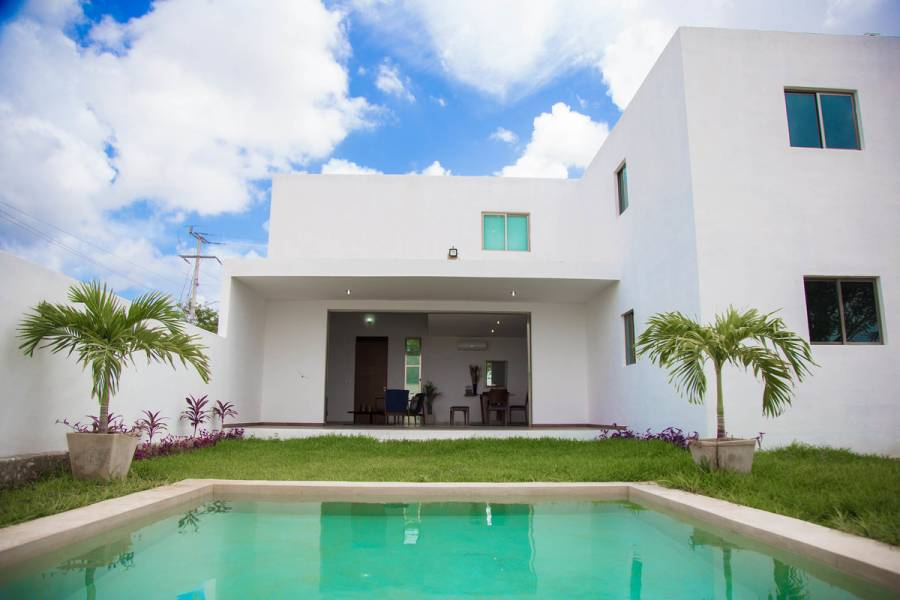 Mérida,Yucatán,Mexico,3 Bedrooms Bedrooms,3 BathroomsBathrooms,Casas,4536