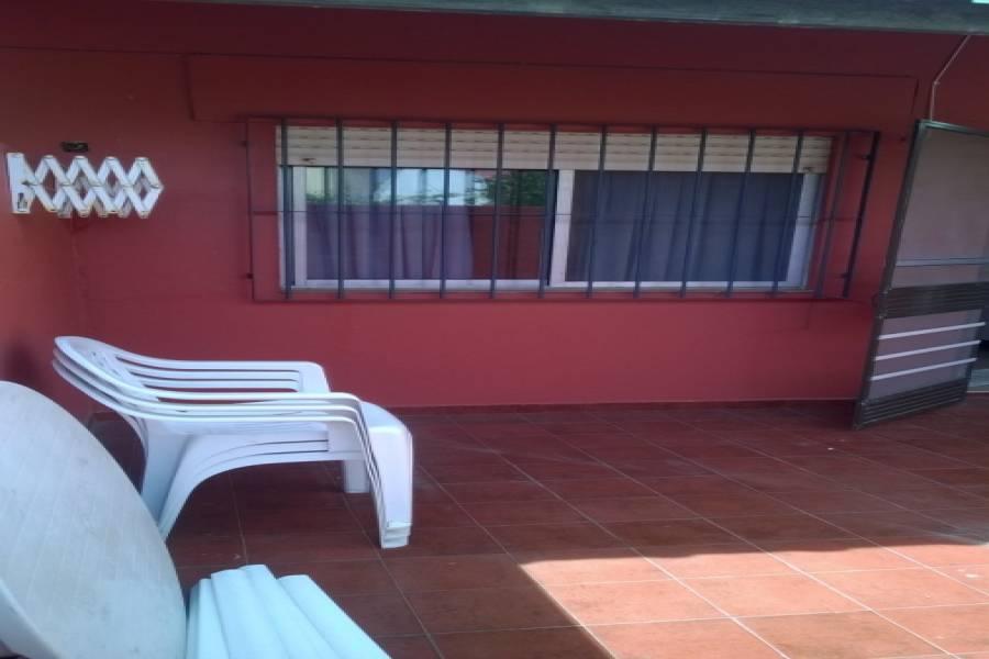 Santa Teresita, Buenos Aires, Argentina, 1 Dormitorio Bedrooms, ,1 BañoBathrooms,Apartamentos,Temporario,3,41036