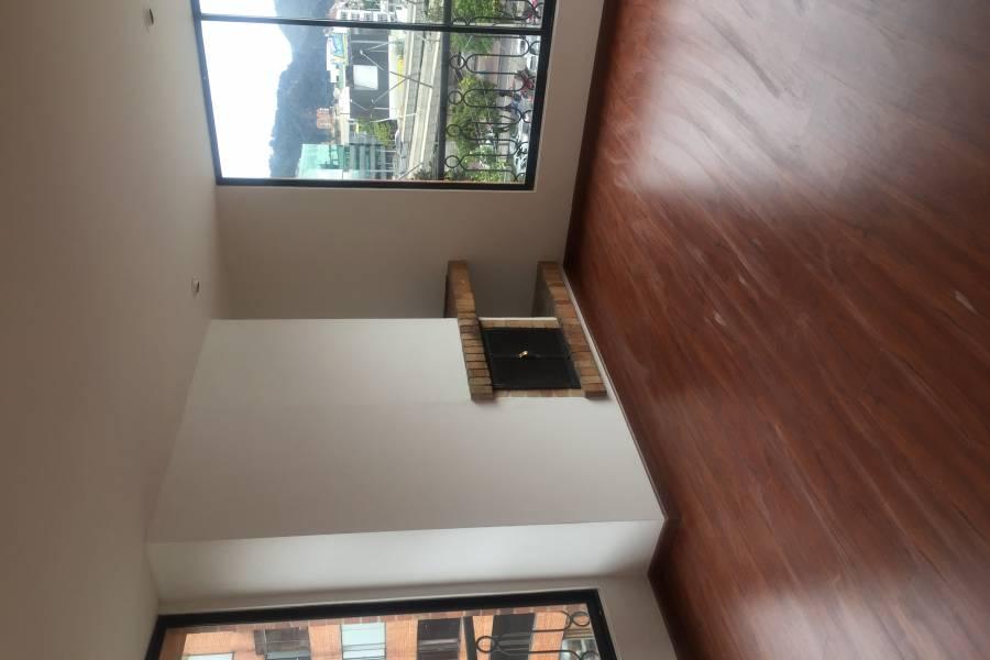Bogotá D.C, Cundinamarca, Colombia, 2 Bedrooms Bedrooms, ,2 BathroomsBathrooms,Apartamentos,Alquiler-Arriendo,SUAZA 101,CALLE 101 ,5,41065