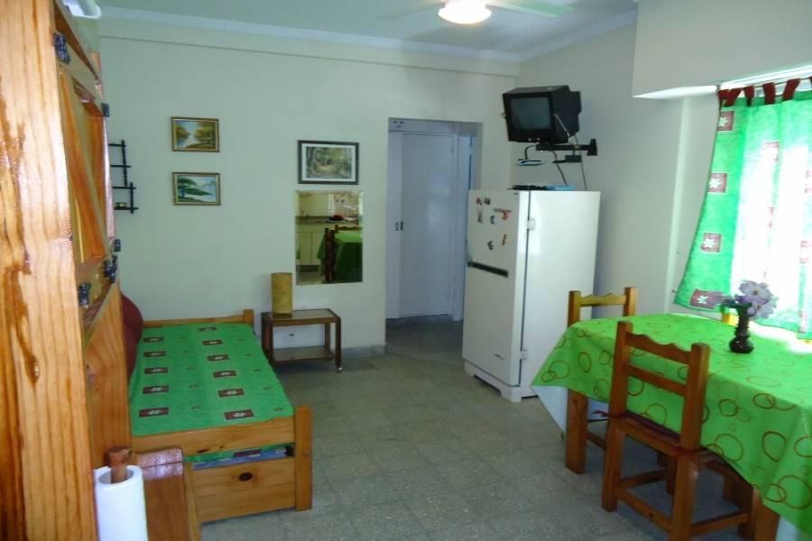 Santa Teresita, Buenos Aires, Argentina, 1 Dormitorio Bedrooms, ,1 BañoBathrooms,Apartamentos,Temporario,3,1,41125