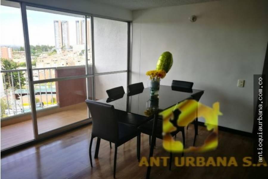 Rionegro, Antioquia, Colombia, 3 Bedrooms Bedrooms, ,2 BathroomsBathrooms,Apartamentos,Venta,CARRERA 52B - AV SANTA ANA PARTE BAJA,41129