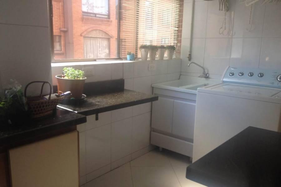 Bogotá D.C, Cundinamarca, Colombia, 3 Bedrooms Bedrooms, ,2 BathroomsBathrooms,Apartamentos,Venta,CALLE 102,4,41163