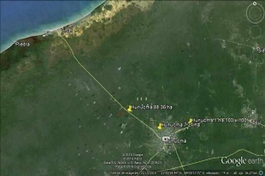 Hunucmá,Yucatán,Mexico,Lotes-Terrenos,4570