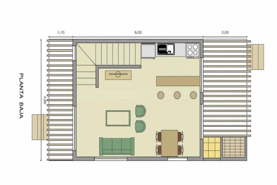 PIRIAPOLIS, Maldonado, Uruguay, 2 Bedrooms Bedrooms, ,1 BañoBathrooms,Casas,Venta,41356