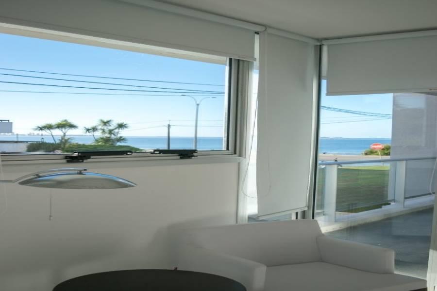 Punta del Este, Maldonado, Uruguay, 2 Bedrooms Bedrooms, ,1 BañoBathrooms,Apartamentos,Venta,41413