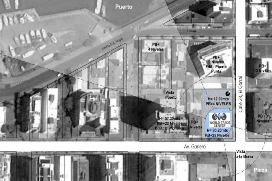Punta del Este, Maldonado, Uruguay, ,Oficinas,Venta,41456