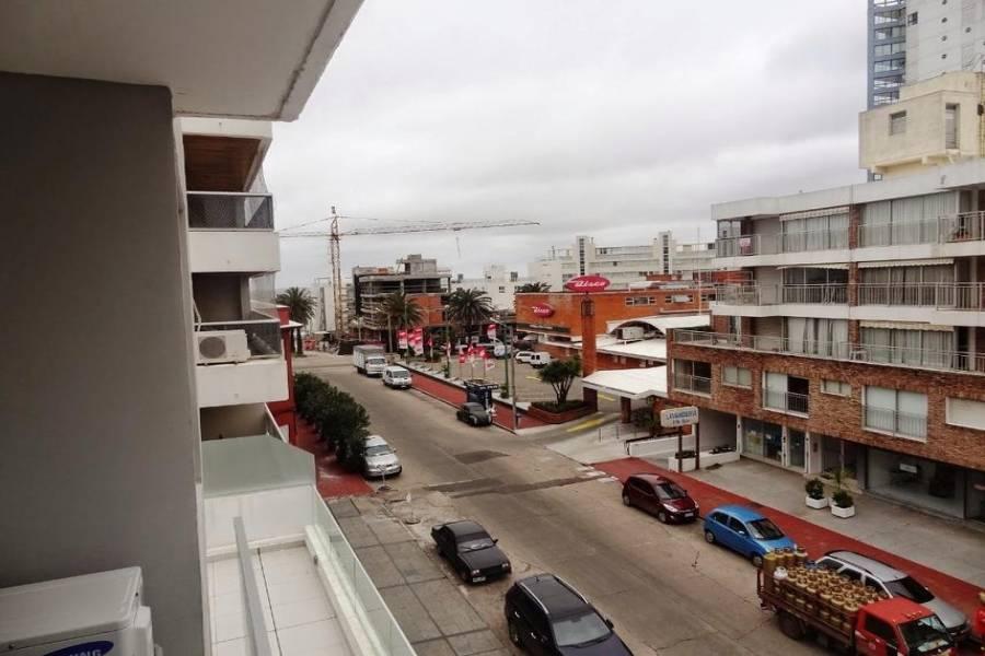 Punta del Este, Maldonado, Uruguay, 1 Dormitorio Bedrooms, ,1 BañoBathrooms,Apartamentos,Venta,41506