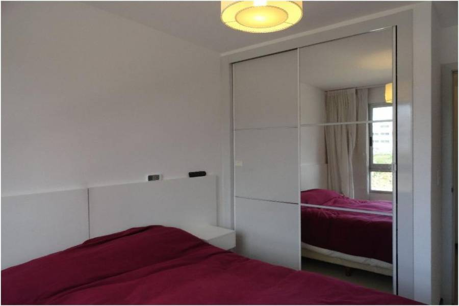 Punta del Este, Maldonado, Uruguay, 1 Dormitorio Bedrooms, ,1 BañoBathrooms,Apartamentos,Venta,41514