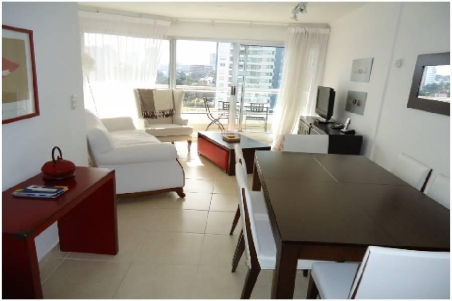 Punta del Este, Maldonado, Uruguay, 2 Bedrooms Bedrooms, ,2 BathroomsBathrooms,Apartamentos,Venta,41524