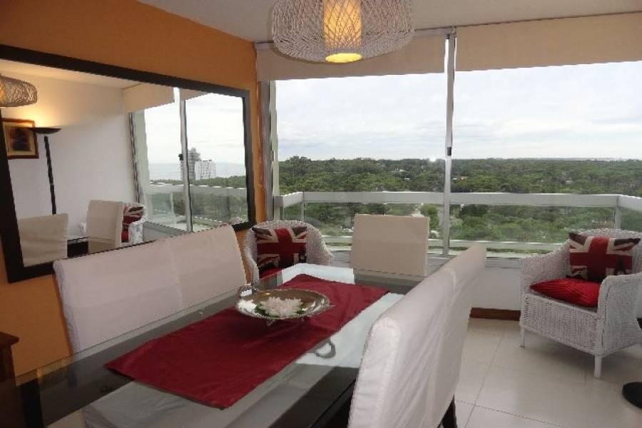 Punta del Este, Maldonado, Uruguay, 2 Bedrooms Bedrooms, ,2 BathroomsBathrooms,Apartamentos,Venta,41570