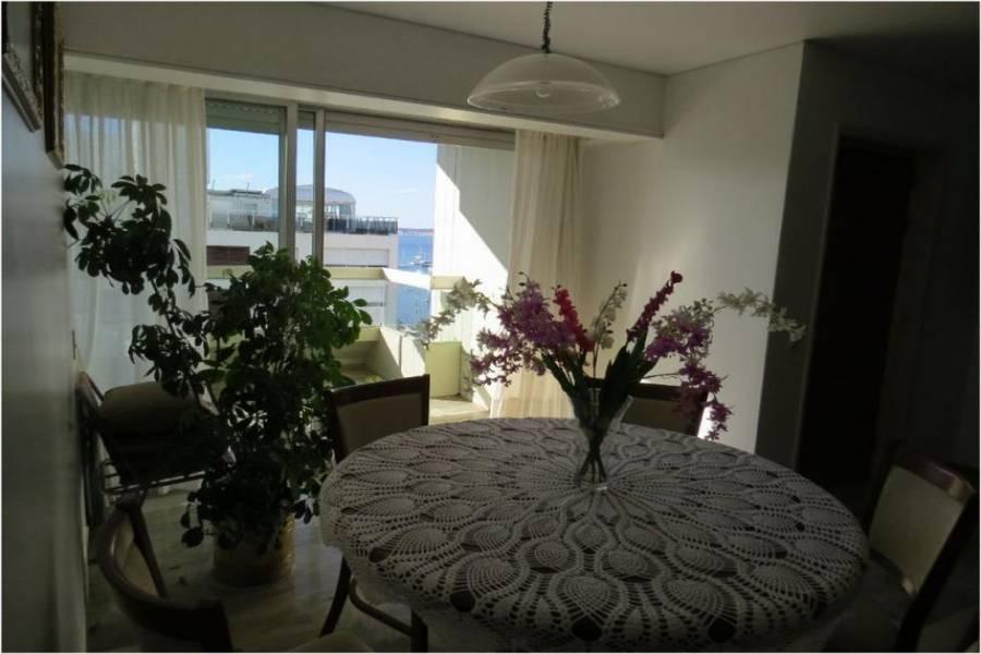 Punta del Este, Maldonado, Uruguay, 3 Bedrooms Bedrooms, ,2 BathroomsBathrooms,Apartamentos,Venta,41579