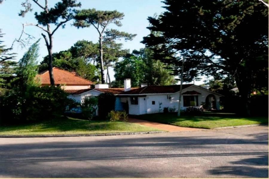 Punta del Este, Maldonado, Uruguay, 4 Bedrooms Bedrooms, ,3 BathroomsBathrooms,Casas,Temporario,41584