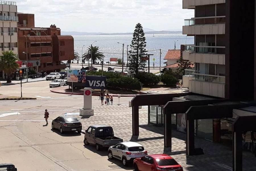 Punta del Este, Maldonado, Uruguay, 2 Bedrooms Bedrooms, ,2 BathroomsBathrooms,Apartamentos,Venta,41593