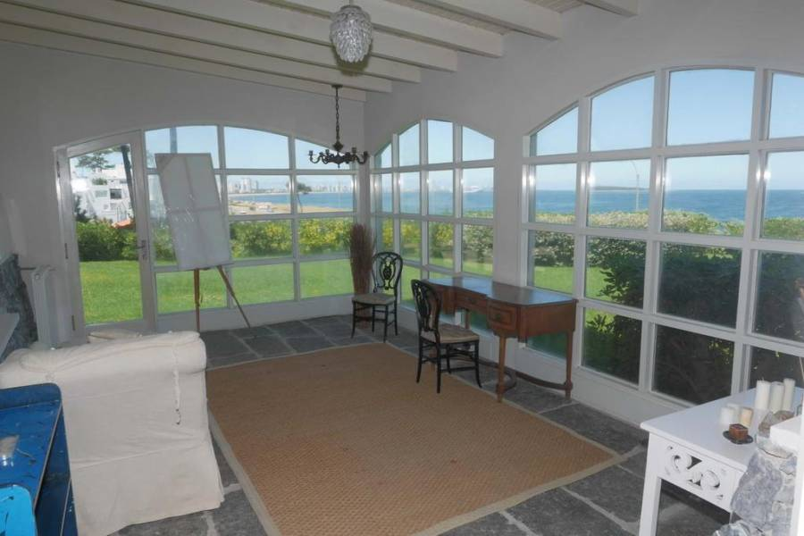 Punta del Este, Maldonado, Uruguay, 8 Bedrooms Bedrooms, ,8 BathroomsBathrooms,Casas,Temporario,41619