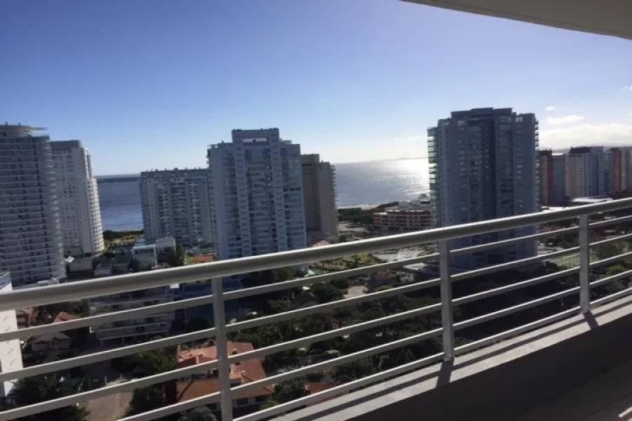 Punta del Este, Maldonado, Uruguay, 2 Bedrooms Bedrooms, ,2 BathroomsBathrooms,Apartamentos,41635