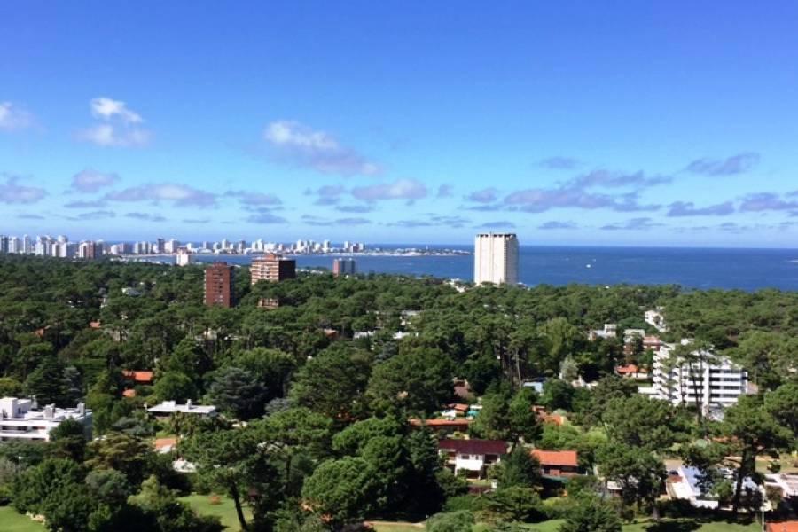 Punta del Este, Maldonado, Uruguay, 2 Bedrooms Bedrooms, ,2 BathroomsBathrooms,Apartamentos,Venta,41962
