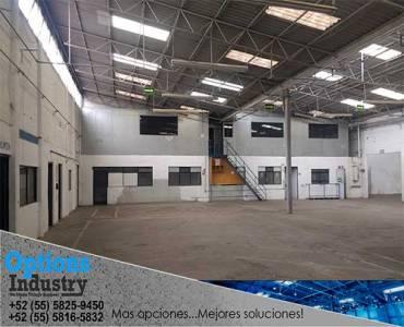 Azcapotzalco, Estado de Mexico, Mexico, ,1 BañoBathrooms,Bodegas,Alquiler-Arriendo,42014