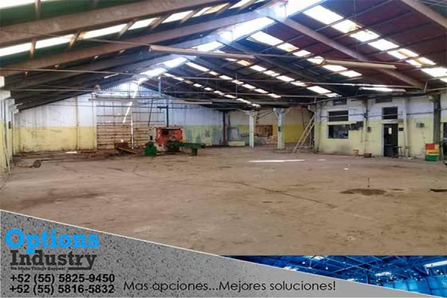 Azcapotzalco, Estado de Mexico, Mexico, ,1 BañoBathrooms,Bodegas,Alquiler-Arriendo,42017