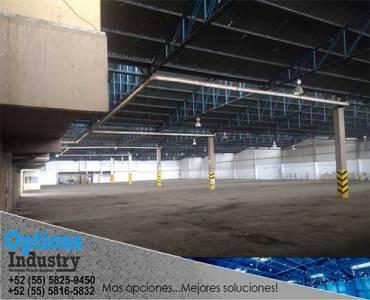 cuatitlan izcalli, Estado de Mexico, Mexico, ,1 BañoBathrooms,Bodegas,Alquiler-Arriendo,42031