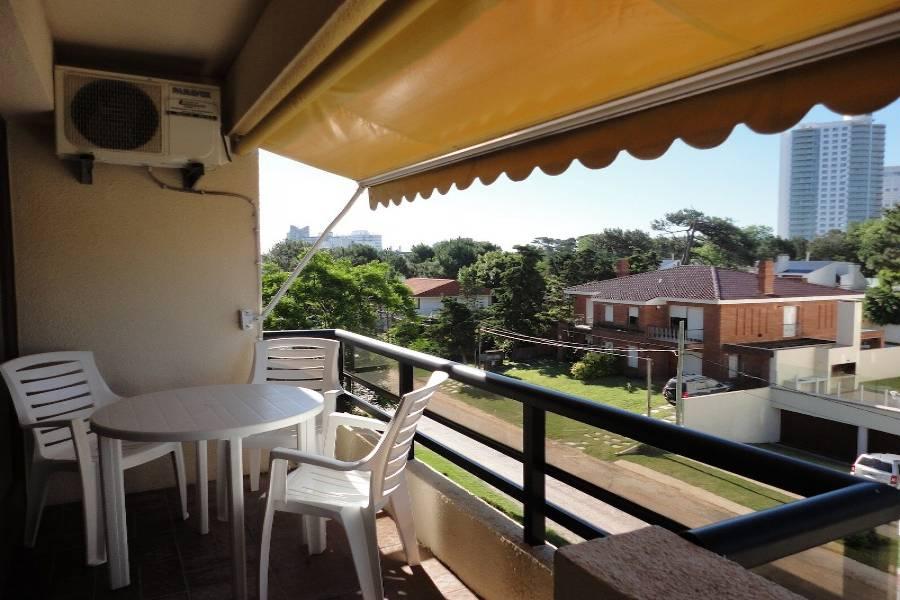 Punta del Este, Maldonado, Uruguay, 1 Dormitorio Bedrooms, ,1 BañoBathrooms,Apartamentos,Venta,42112
