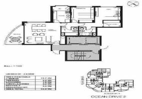 Punta del Este, Maldonado, Uruguay, 2 Bedrooms Bedrooms, ,2 BathroomsBathrooms,Apartamentos,Venta,42113