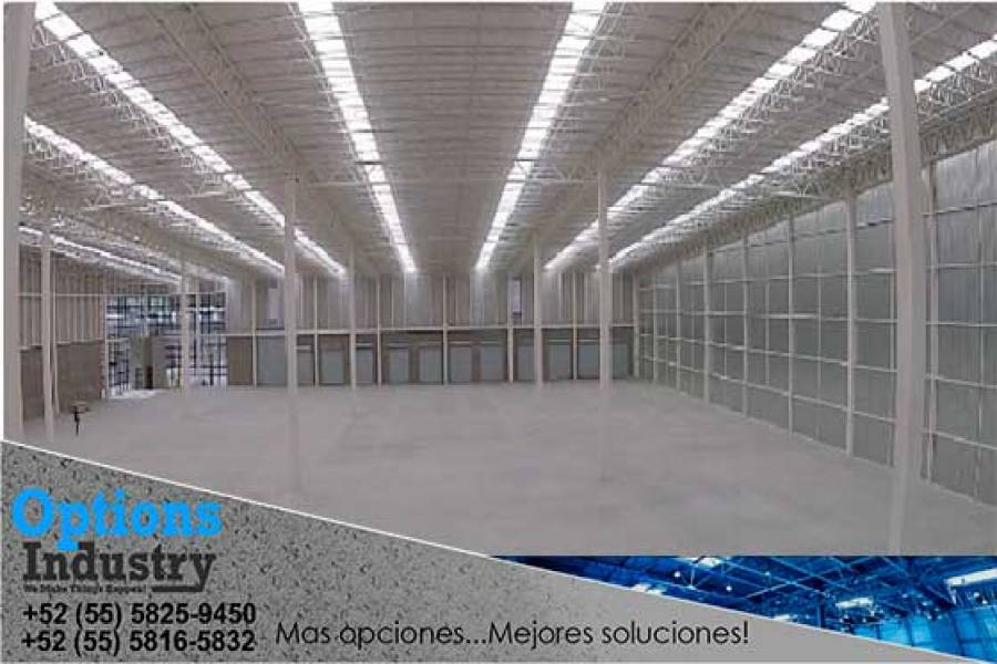 Toluca, Estado de Mexico, Mexico, ,2 BathroomsBathrooms,Bodegas,Alquiler-Arriendo,42114