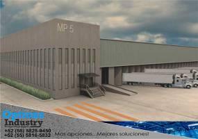 Tepotzotlán, Estado de Mexico, Mexico, ,1 BañoBathrooms,Bodegas,Alquiler-Arriendo,42127