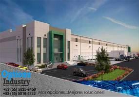Cuautitlán, Estado de Mexico, Mexico, ,Bodegas,Alquiler-Arriendo,42144