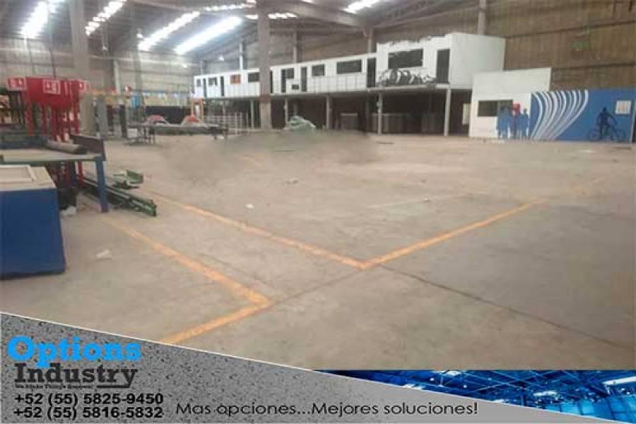 Lerma, Estado de Mexico, Mexico, ,2 BathroomsBathrooms,Bodegas,Alquiler-Arriendo,42160
