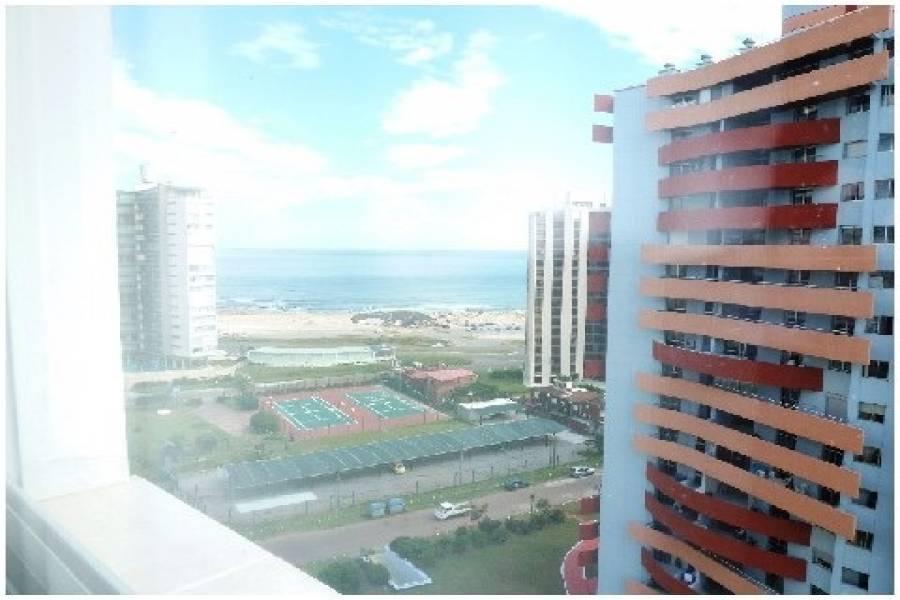 Punta del Este, Maldonado, Uruguay, 3 Bedrooms Bedrooms, ,2 BathroomsBathrooms,Apartamentos,Venta,42172
