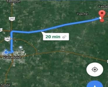 Valladolid,Yucatán,Mexico,Lotes-Terrenos,4669