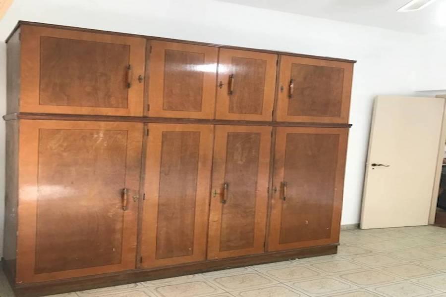 Dormitorios amplios con placares
