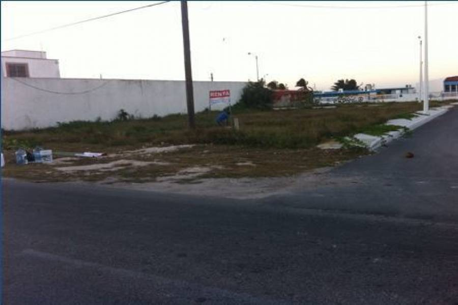 Progreso,Yucatán,Mexico,Lotes-terrenos comercial,4672