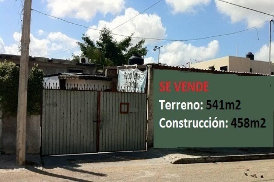 Mérida,Yucatán,Mexico,1 BañoBathrooms,Bodega comercial,4681