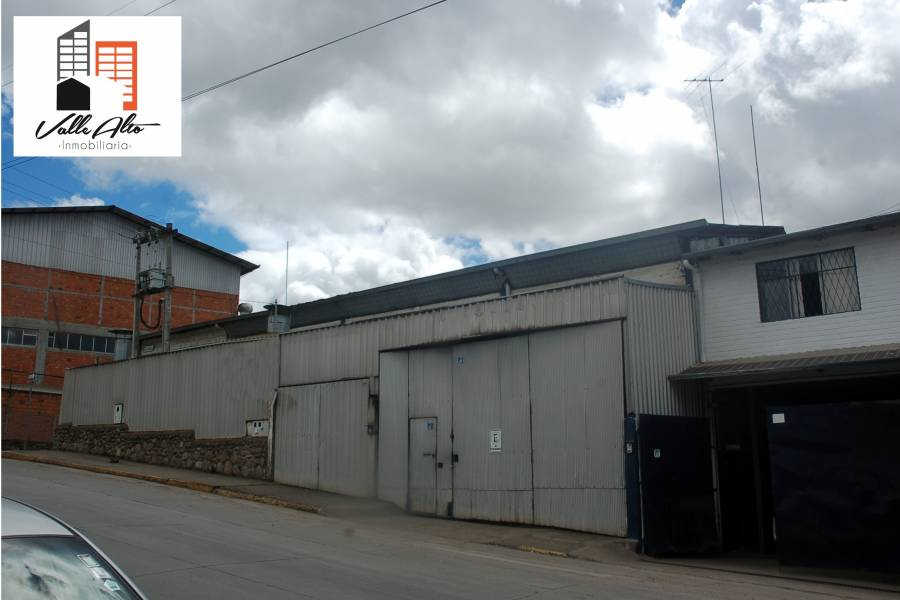 Cuenca, AZUAY, Ecuador, ,Galpones-Tinglados-Naves,Venta,42410