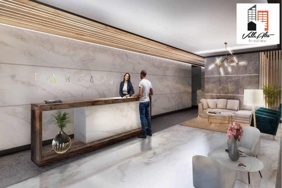 Cuenca, AZUAY, Ecuador, 2 Habitaciones Habitaciones, ,2 BathroomsBathrooms,Apartamentos,Venta,EDIFICIO CARRARA,Ave. Juan Iñiguez,2,42505