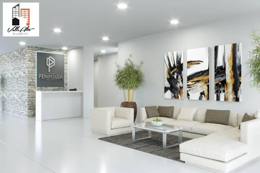 Salinas, SANTA ELENA, Ecuador, 3 Habitaciones Habitaciones, ,2 BathroomsBathrooms,Apartamentos,Venta,Edificio Peninsula,Ave. Eloy Alfaro,3,42508